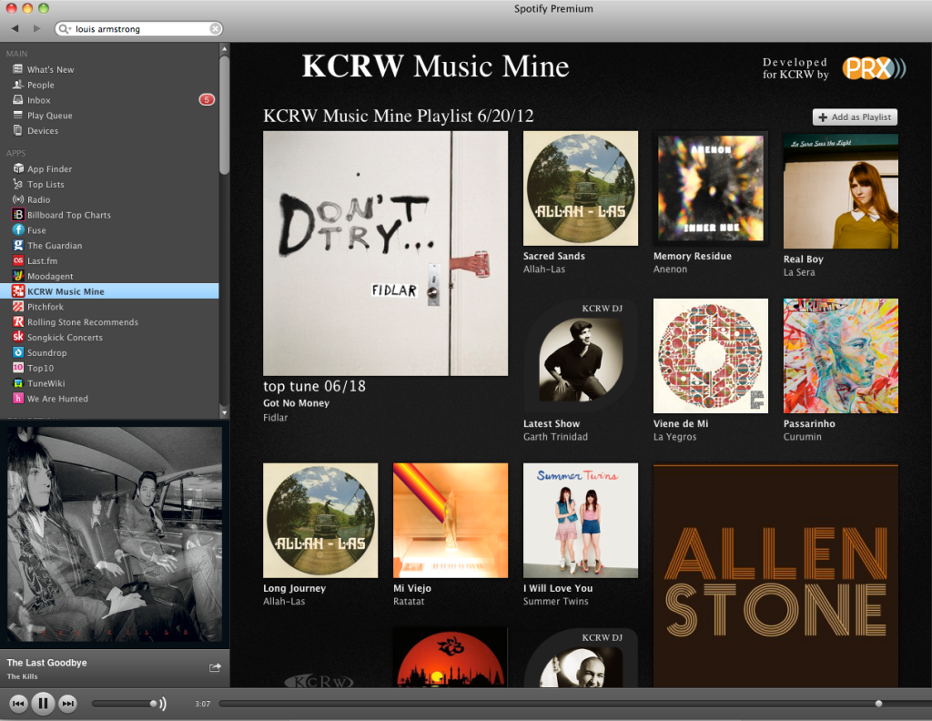 Music-Mine-App